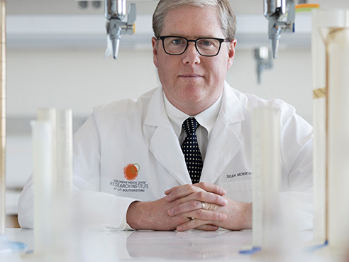 Dr. Sean Morrison, CPRIT Scholar Elected to the National Academy of Medicine